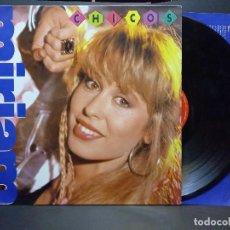 Discos de vinilo: MIRIAM LP CBS 1990 - CHICOS - TVE TELEVISION - MIRIAM DIAZ AROCA - POP DISCO CON ENCARTE PEPETO. Lote 284534888