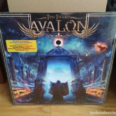Discos de vinilo: VINILO TIMO TOLKKI'S AVALON – RETURN TO EDEN (TIMO TOLKKI, STRATOVARIUS).. Lote 284543103