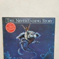 Discos de vinilo: VINILO LP THE NEVERENDING STORY ( INCLUYE EL HIT DE LIMAHL ). Lote 284613058