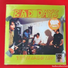 Discos de vinilo: THE FLAMING LIPS - BAD DAYS (10 PULGADAS EP) VINILO VERDE. Lote 284626048