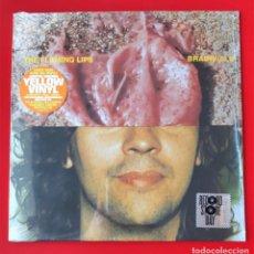 Discos de vinilo: THE FLAMING LIPS - BRAINVILLE (10 PULGADAS EP) VINILO AMARILLO. Lote 284630388