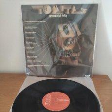 Disques de vinyle: TOMITA - TOMITA'S GREATEST HITS. Lote 284643758