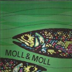 Discos de vinilo: MOLL & MOLL 1975. Lote 284655153