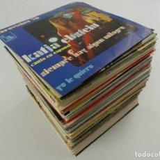 Disques de vinyle: EXCELENTE LOTE COLECCIÓN DE DISCOS DE VINILO - SINGELS- DISTINTOS TIPOS DE MÚSICA 74 UND.. Lote 284690188