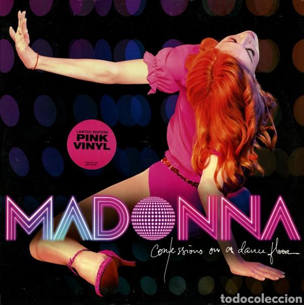 MADONNA - CONFESSIONS ON A DANCE FLOOR- 2LPS- EDICIÓN LIMITADA ROSA- EUROPA - 2006- WARNER BROS - EX (Música - Discos - LP Vinilo - Disco y Dance)