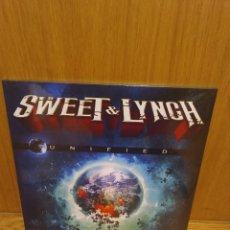 Discos de vinilo: VINILO SWEET & LYNCH – UNIFIED. MICHAEL SWEET (STRYPER) GEORGE LYNCH (DOKKEN, LYNCH MOB). Lote 284814118