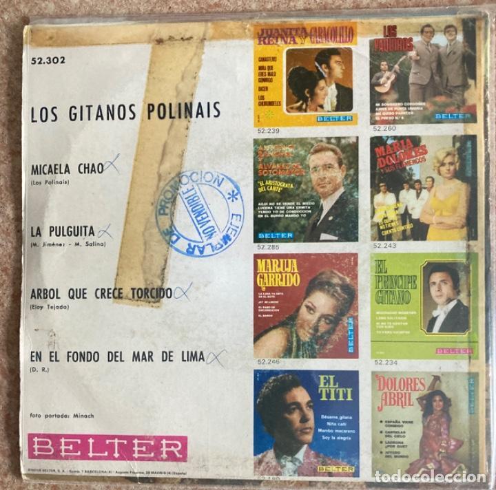 Discos de vinilo: Los Gitanos Polinais - Foto 2 - 285048038