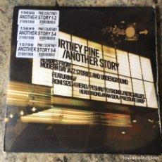 Disques de vinyle: COURTNEY PINE - ANOTHER STORY . TRIPLE LP . 1998 UK. Lote 285061648