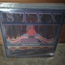 Discos de vinilo: VINILO STYX – PARADISE THEATRE. ED 1981.. Lote 285086228