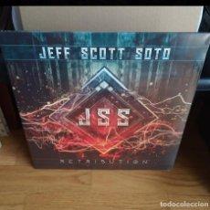 Discos de vinilo: VINILO JEFF SCOTT SOTO – RETRIBUTION. ED 2017.. Lote 285100783
