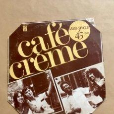 Discos de vinilo: CAFÉ CREME RECOPILATORIO (1977). Lote 285106938