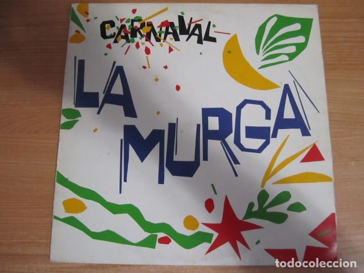 VINILO LA MURGA CARNAVAL (Música - Discos de Vinilo - EPs - Country y Folk)