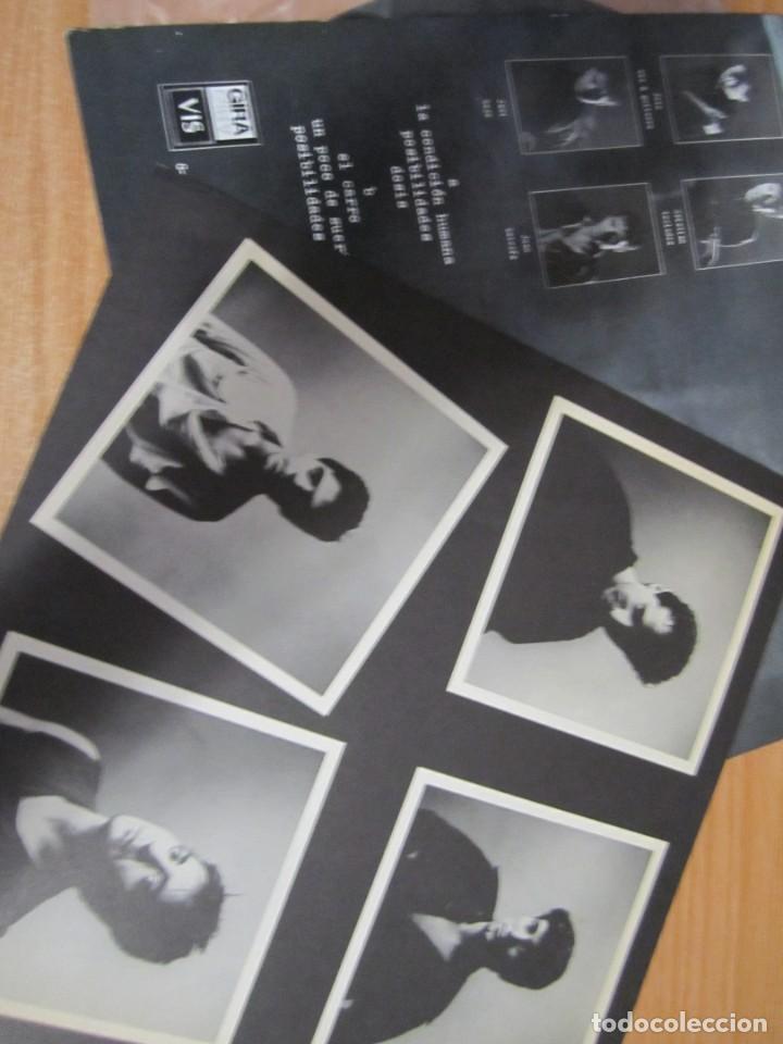 Discos de vinilo: vinilo primera linea la condicion humana - Foto 3 - 285118803