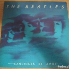 Disques de vinyle: DOBLE VINILO THE BEATLES CANCIONES DE AMOR. Lote 285124088