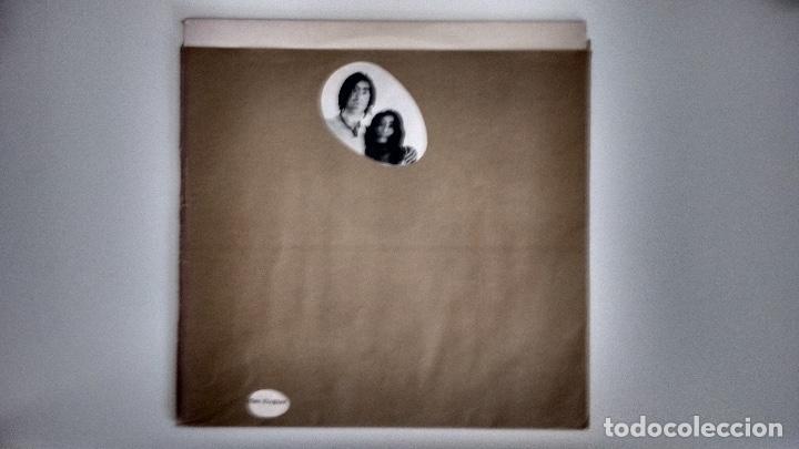 JOHN LENNON & YOKO ONO TWO VIRGINS (Música - Discos - LP Vinilo - Electrónica, Avantgarde y Experimental)