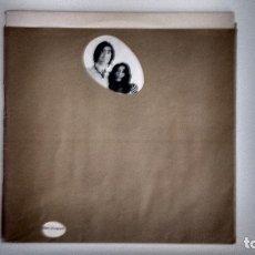Discos de vinilo: JOHN LENNON & YOKO ONO TWO VIRGINS. Lote 285133098