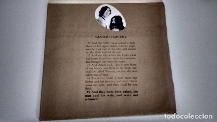 Discos de vinilo: John Lennon & Yoko Ono TWO VIRGINS - Foto 2 - 285133098