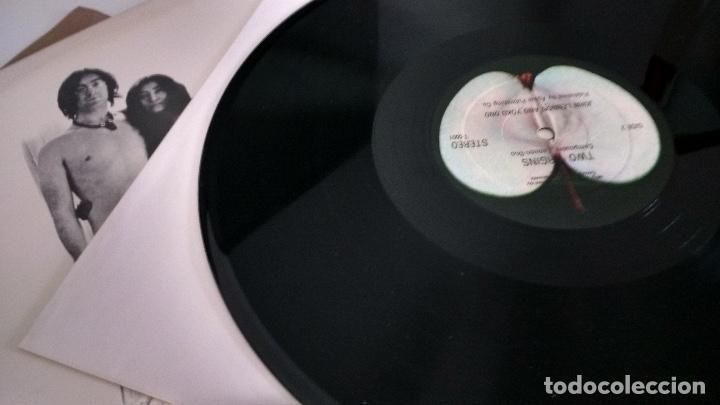 Discos de vinilo: John Lennon & Yoko Ono TWO VIRGINS - Foto 6 - 285133098