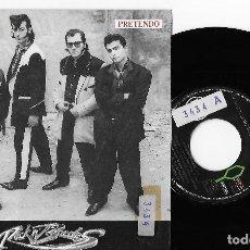 """Discos de vinilo: ROCK´N´BORDES 7"""" SPAIN 45 PRETENDO + LA CIUDAD DE NOCHE 1991 SINGLE VINILO ROCK & ROLL ROCKABILLY !!. Lote 285143568"""