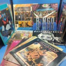 Disques de vinyle: LOTE DE VINILOS THE BEATLES,RINGO ETC. Lote 285146828