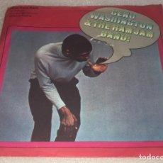 Discos de vinilo: EP GENO WASHINGTON AND THE RAM JAM BAND - QUE SERA SERA Y OTROS TEMAS - FLASH BACK-PEDIDO MINIMO 7€. Lote 285163838