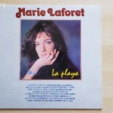 Discos de vinilo: MARIA LAFORET - LA PLAYA - LP VINILO - DIVUCSA - 1991. Lote 285166328
