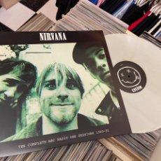 Discos de vinilo: NIRVANA COMPKETE BBC SESSIONS LP DISCO DE VINILO A COLOR. Lote 285211723