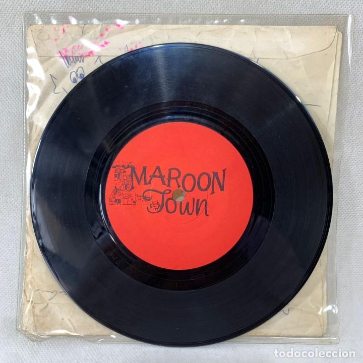 SINGLE MAROON TOWN - CITY RIOT / PEOPLE - UK - AÑO 1987 (Música - Discos - Singles Vinilo - Reggae - Ska)
