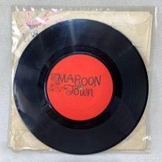Disques de vinyle: SINGLE MAROON TOWN - CITY RIOT / PEOPLE - UK - AÑO 1987. Lote 285219013