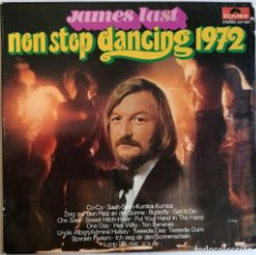 Dischi in vinile: JAMES LAST, NON STOP DANCING 1972, POLYDOR 2371 189. Lote 285231908