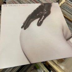 Discos de vinilo: THE STROKES IS THIS IT LP DISCO DE VINILO. Lote 285244083