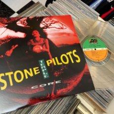 Discos de vinilo: STONE TEMPLE PILOTS CORE LP DISCO DE VINILO TRANSPARENTE. Lote 285271548