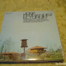 Discos de vinilo: JOSE FERNANDEZ, EL TORDIN. OIGO SONAR UNA GAITA + 3. EP. COLUMBIA, 1962. Lote 285302533