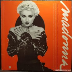 Discos de vinilo: MADONNA - WHERE'S THE PARTY EXTENDED REMIX - MAXISINGLE - PROMOCIONAL - USA - MUY RARO - NO CORREOS. Lote 285305558