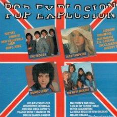 Discos de vinilo: POP EXPLOSION - TURTLES CHRISTIE, NEW VAUDEVILLE BAND.../ LP PERFIL 1991 / BUEN ESTADO RF-10185. Lote 285313388