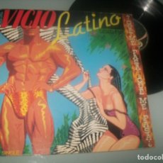 Discos de vinilo: VICIO LATINO - ¿QUÉ ME PASA, QUÉ ME PASA? ..MAXISINGLE - DE EPIC - 1983 (SYNTH-POP - TECNOPOP. Lote 285327498