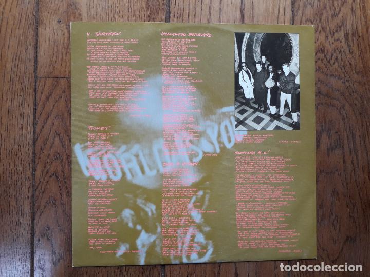Discos de vinilo: Big audio dynamite ( bad) - no. 10, upping st. - Foto 4 - 285334233