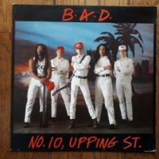 Discos de vinilo: BIG AUDIO DYNAMITE ( BAD) - NO. 10, UPPING ST.. Lote 285334233