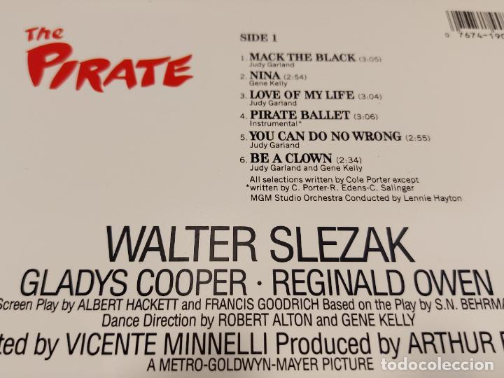 Discos de vinilo: B.S.O. !! PAGAN LOVE SONG AND THE PIRATE / LP - MCA-1980 / MBC. ***/*** - Foto 4 - 285381193