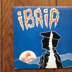 Discos de vinilo: IBAIA - BIHARKO IKARA + IBAIA. Lote 285382243