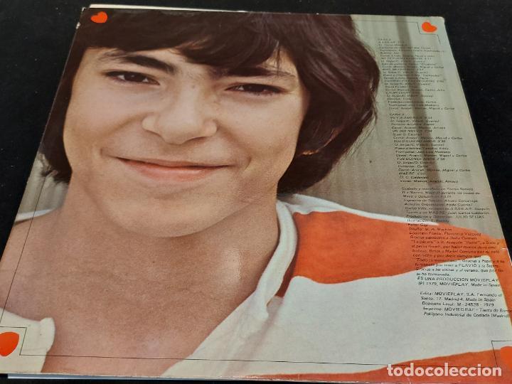 Discos de vinilo: FLAVIO / MISMO TÍTULO / LP - MOVIE PLAY-1979 / MBC. ***/*** INSERTO. - Foto 3 - 285383953