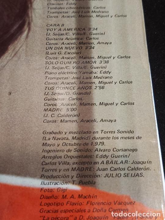 Discos de vinilo: FLAVIO / MISMO TÍTULO / LP - MOVIE PLAY-1979 / MBC. ***/*** INSERTO. - Foto 5 - 285383953