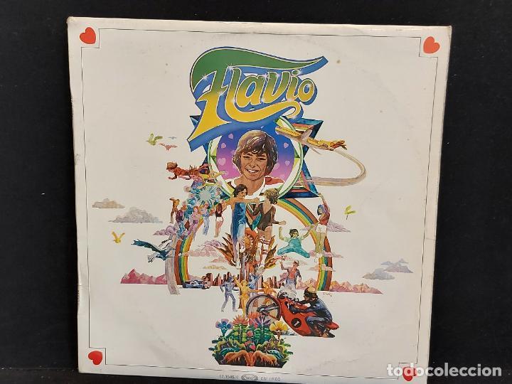 FLAVIO / MISMO TÍTULO / LP - MOVIE PLAY-1979 / MBC. ***/*** INSERTO. (Música - Discos - LPs Vinilo - Música Infantil)