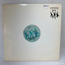 Discos de vinilo: LP - VINILO INFORMATION SOCIETY - RUNNING (REMIX) - USA - AÑO 1986. Lote 285386048