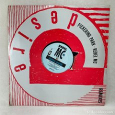 Discos de vinilo: LP - VINILO REBEL MC - BETTER WORLD - UK - AÑO 1990. Lote 285397283