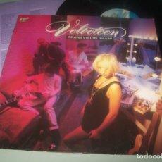 Discos de vinilo: TRANSVISION VAMP - VELVETEEN. .. LP DE 1989 - MCA RECORDS . INCLUYE LETRAS - GEMA. Lote 285405723
