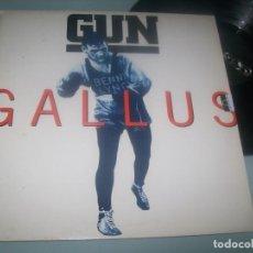 Disques de vinyle: GUN - GALLUS. ..LP DE 1992 - EDICION ORIGINAL ESPAÑOLA. Lote 285407563
