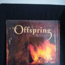 Discos de vinilo: LP THE OFFSPRING - IGNITION,+ENCARTE EEUU 1994 RE, AÚN CON PARTE DEL PRECINTO,EXCELENTE. Lote 285411593