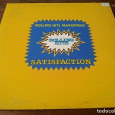 Discos de vinilo: ROLLING STONES - ROLLING HITS MEDLEY - MAXISINGLE ORIGINAL MERCURY 1981. Lote 285466913
