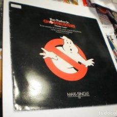 Discos de vinilo: MAXI SINGLE GHOSTBUSTERS. RAY PARKER JR. ARISTA 1984 SPAIN (PROBADO Y BIEN, BUEN ESTADO). Lote 285494933